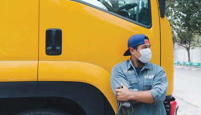 long haul trucking owner operator Pride
